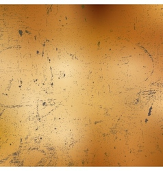 Damaged copper texture vector