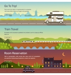 Set of travelling vector