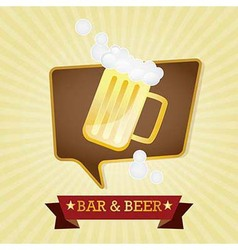 Bar labels vector