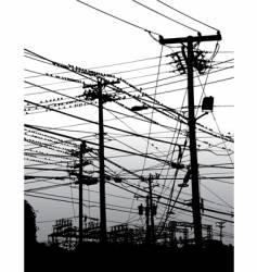 Electricity vector