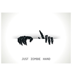 Just zombie hands from the slit vector