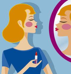 Makeup 2 vector