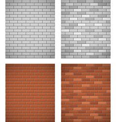 Brick wall 05 vector
