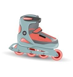 Inline skate vector