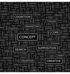 Concept vector
