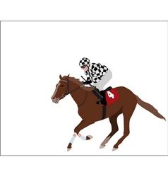 Jockey 2 vector