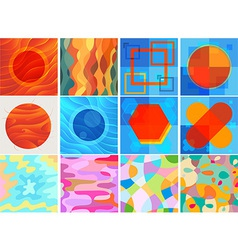 All background art colorful vector