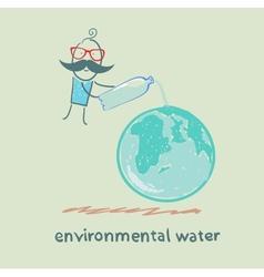 Environmental water vector