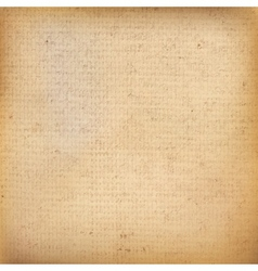 Old canvas texture grunge eps 10 vector
