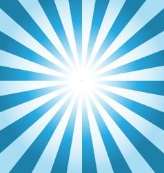 Color burst background vector