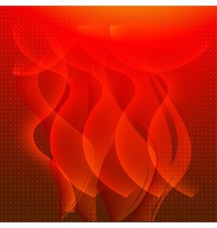Abstract ardent background vector