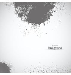 Splatter background vector