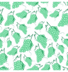 Grapes wine fruit summer seamless pattern eps10 vector