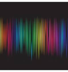 Colorful spectrum vector