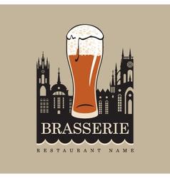 Brasserie vector