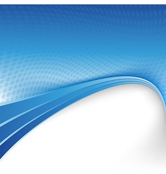Blue folder border background dot texture vector
