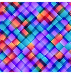 Abstract background of squares vector