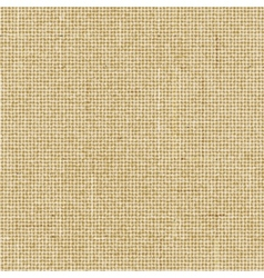 Brown rough sack texture vector
