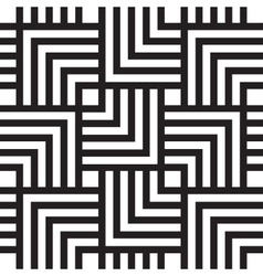 Square chevron pattern background vector