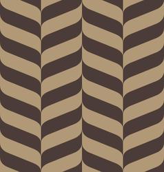 Chocolate chevron vector