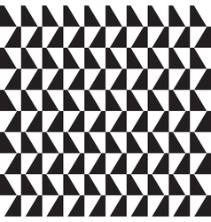 Vintage pattern background black and white vector