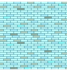 Bricks wall vector
