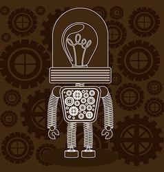 Robot design vector