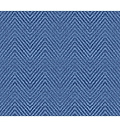 Herringbone jeans vector