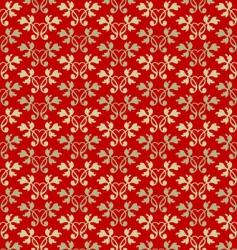 Ornamental wallpaper vector