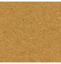 Cork board texture vector