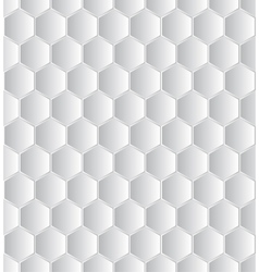 Hexagonal seamless vector