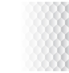 Hexagonal mosaic vector