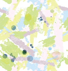 Water color seamless pattern vector