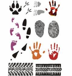 Imprint set vector