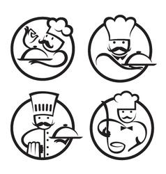 Chefs vector