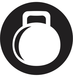 Weight icon vector