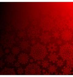 Seamless deep red christmas eps 10 vector