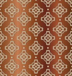 Seamless pattern tile background vector