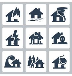 Property insurance vector