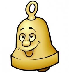 Brass bell vector