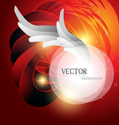 Abstract style eps10 background vector