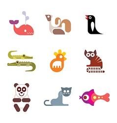 Animals 11 vector