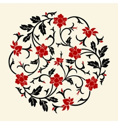 Chinese ornament vector