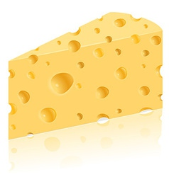 Cheese 03 vector