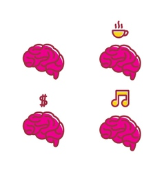 Brain 00007 vector