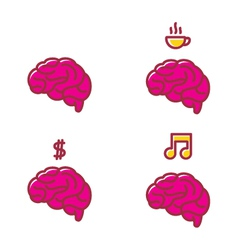 Brain 00009 vector