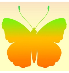 Butterfly gradient vector