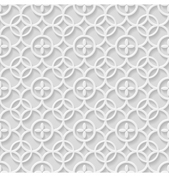 Paper gray seamless pattern vector