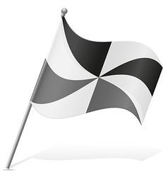 Flag of ceuta vector