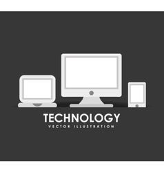 Technology vector